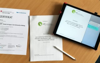 Zertifikatskurs tAPP open curriculum01