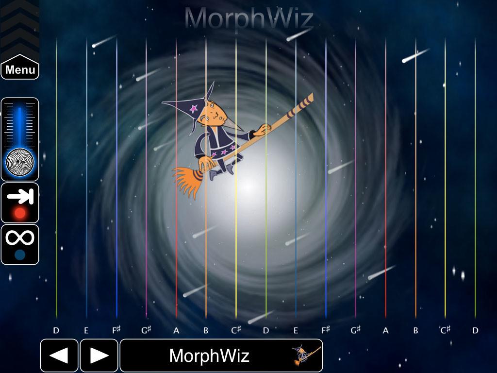 Appmusik Musikapp_Morphwiz