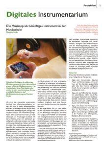 thumbnail of Krebs – 2018 – Digitales Instrumentarium_Vordruckfassung