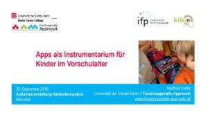 thumbnail of Kita-digital_Apps als Instrumentarium für Vorschulkinder_Matthias Krebs