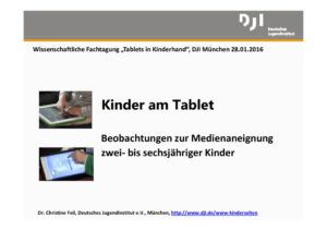 thumbnail of Feil_Kinder am Tablet